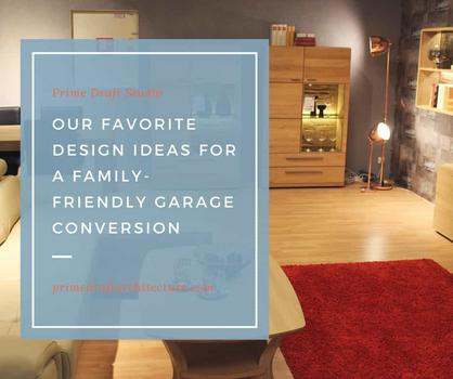 Our Favorite Design Ideas For a Family-Friendly Garage Conversion